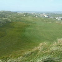 Photo taken at Ballybunion Golf Club by John O. on 5/3/2012