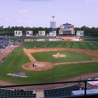 Photo taken at FirstEnergy Park by Ruben C. on 7/1/2012