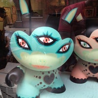 Photo taken at Cotton Candy Machine by Jason M. on 5/26/2012
