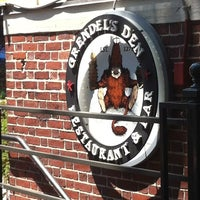 Photo taken at Grendel's Den Restaurant & Bar by Jad H. on 6/22/2012