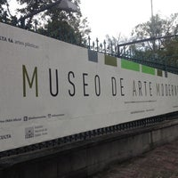 Photo taken at Museo de Arte Moderno by Miguel A. on 8/19/2012