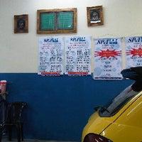 Photo taken at Spa Car Wash by Kamar P. on 3/28/2012