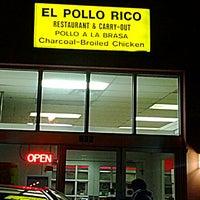 Photo taken at El Pollo Rico by J V. on 4/5/2012