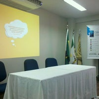 Photo taken at CRCRN - Conselho Regional de Contabilidade do Rio Grande do Norte by Kelly C. on 4/4/2012