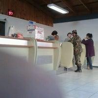 Photo taken at TurBus Cargo by Hugo A. on 3/15/2012