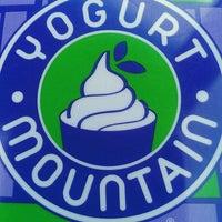 Photo taken at Yogurt Mountain by Trinity R. on 7/17/2012
