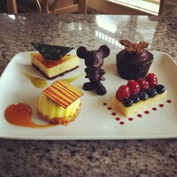 Photo taken at Grand Floridian Café by Dave B. on 8/26/2012