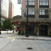 Photo taken at The Paramount Hotel Seattle by Irene T. on 6/22/2012