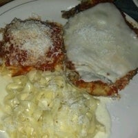 Photo taken at Carrabba's Italian Grill by Tallon D. on 4/15/2012