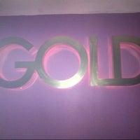 Photo taken at GOLD Fashion Dance Club by Yara G. on 9/3/2012