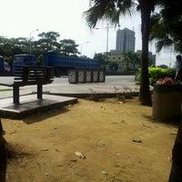 Photo taken at Hentian Bas Sri Putri by Rosnizam C. on 3/16/2012