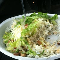 Photo taken at Chipotle Mexican Grill by Pasqualiej M. on 4/23/2012