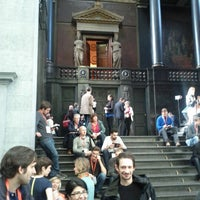 Photo taken at Aula Academica, UGent by Geert H. on 6/16/2012