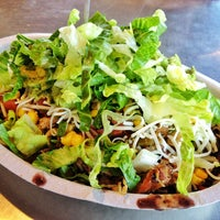 Photo taken at Chipotle Mexican Grill by Darrin H. on 4/1/2012