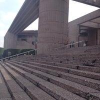 Photo taken at Palacio De Justicia Federal by Val G. on 7/31/2012