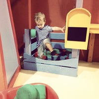 Photo taken at Lied Discovery Children's Museum by Sarah K. on 9/1/2012