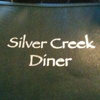 Photo taken at Silver Creek Diner by Jenilee V. on 5/25/2012