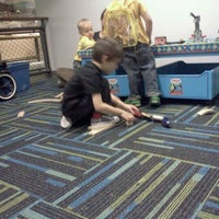 Photo taken at Children's Museum of Virginia by Raychel L. on 4/9/2012