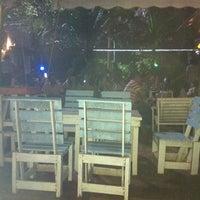 Photo taken at Cafe' De Beach by Kong on 8/2/2012