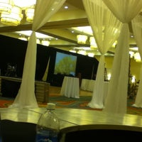 Photo taken at Marriot Crystal Ballroom by Adam W. on 2/25/2012