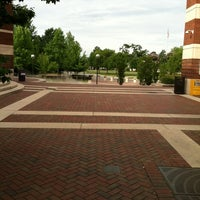 Photo taken at Joyner Library by Gray M. on 6/11/2012