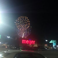 Photo taken at Meijer by Tres J. on 7/8/2012