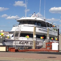 Photo taken at Captain Lou Fleet by Mel L. on 5/22/2012