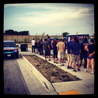 Photo taken at College Avenue Park and Ride - East Lot by Johnny V. on 7/7/2012