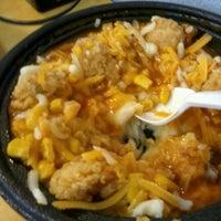 Photo taken at KFC by Jacqueline J. on 5/19/2012
