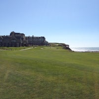 Photo taken at Half Moon Bay Golf Links by Connie P. on 3/3/2012
