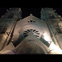 Photo taken at Cathedral of the Madeleine by Jay Z. on 2/18/2012