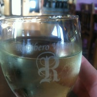 Photo taken at Robibero Winery by Alex D. on 9/1/2012