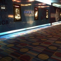 Photo taken at IMAX Theatre Showcase by Pablo M. on 7/30/2012