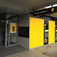 Photo taken at Commonwealth Bank ATM by Weston R. on 5/2/2012