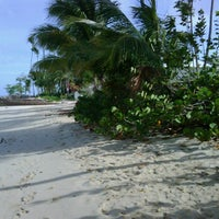 Photo taken at Godings Bay by KN R. on 4/22/2012