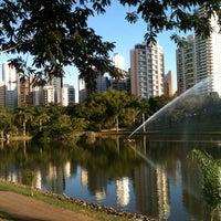 Photo taken at Parque Vaca Brava by Luiz H. on 7/24/2012
