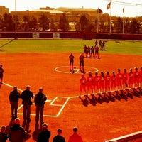 Photo taken at TTU - Rocky Johnson Field by Elvis M. on 3/12/2012