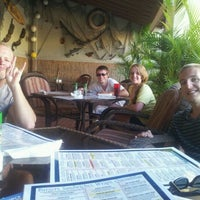 Photo taken at Thirsty Marlin Grill & Bar by Lori S. on 6/11/2012