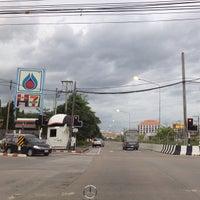 Photo taken at PTT by Porakrit S. on 7/25/2012