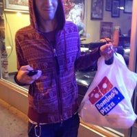 Photo taken at Domino's Pizza by Jake K. on 5/1/2012