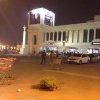 Photo taken at Shipra Mall by Rajneesh on 9/1/2012