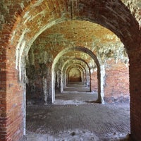 Photo taken at Fort Morgan State Historic Site by Bram B. on 6/9/2012