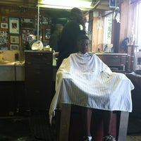Photo taken at Church Street Barber Shop by James T. on 6/23/2012