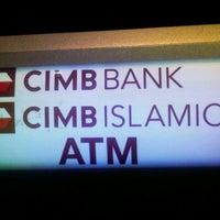Photo taken at CIMB Bank by Duchess I. on 3/6/2012