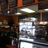 Photo taken at Frederick Coffee Co. & Cafe by Kevin B. on 3/5/2012