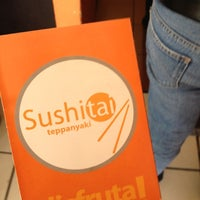 Photo taken at Sushi Tai by Alejandro A. on 5/1/2012