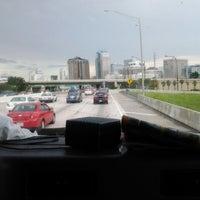 Photo taken at Interstate 4 & FL State Route 408 by Karen W. on 7/16/2012