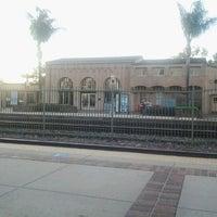 Photo taken at Metrolink Fullerton Station by Daniel M. on 6/9/2012