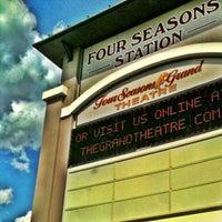Photo taken at Grand Theatre Four Seasons by Greensboro, NC (@greensboro_nc) on 9/13/2012