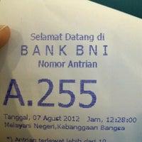 Photo taken at BNI by Nhia L. on 8/7/2012